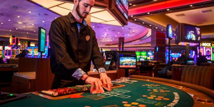 The Primary Motive You need to Do Online Casino