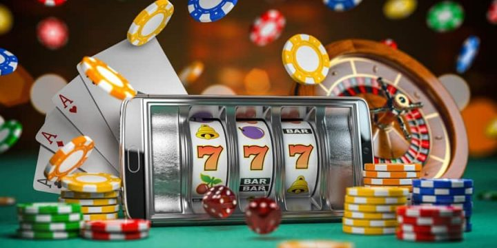 Nine Habits Of Extremely Efficient Online Casino